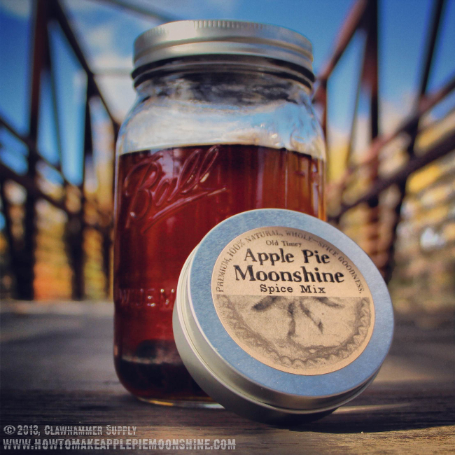 apple pie moonshine jar and tin on bridge c2