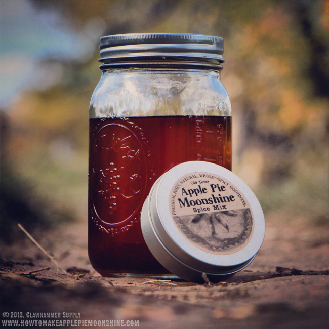 Apple Pie Moonshine Spice Mix How To Make